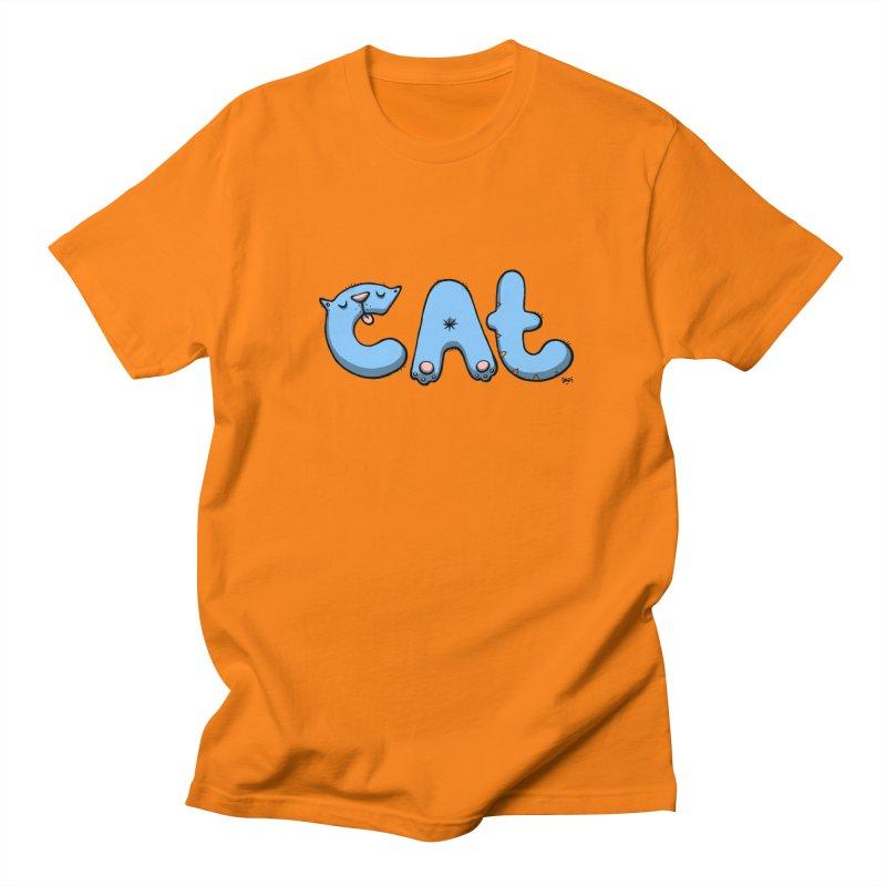 C.A.T. Men's T-Shirt by Sadi Tekin's Shop