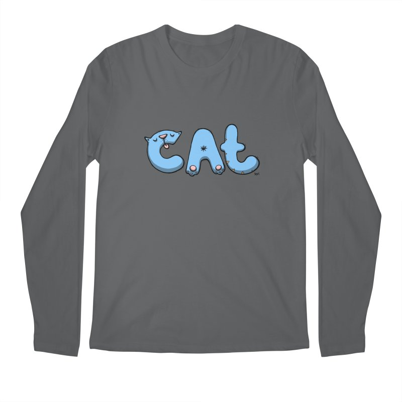 C.A.T. Men's Longsleeve T-Shirt by Sadi Tekin's Shop