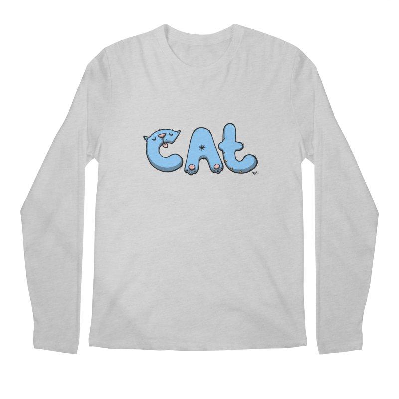 C.A.T. Men's Regular Longsleeve T-Shirt by Sadi Tekin's Shop