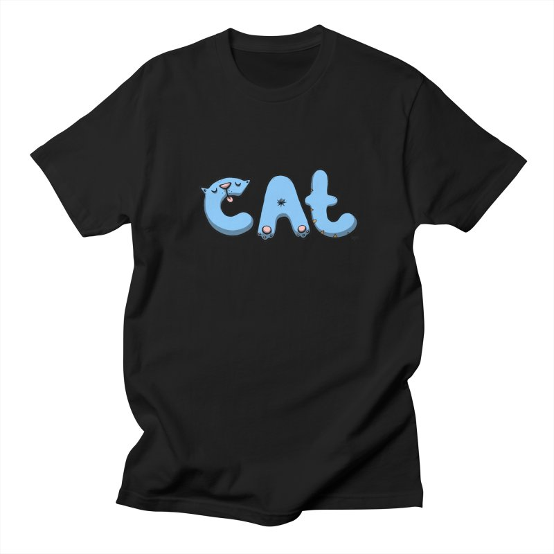 C.A.T. Men's Regular T-Shirt by Sadi Tekin's Shop