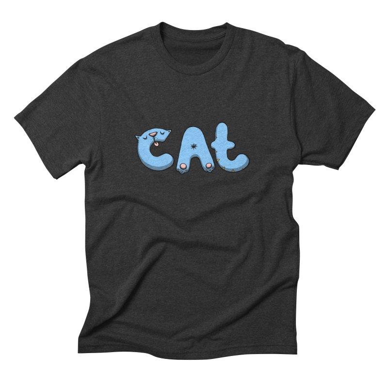 C.A.T. Men's Triblend T-Shirt by Sadi Tekin's Shop