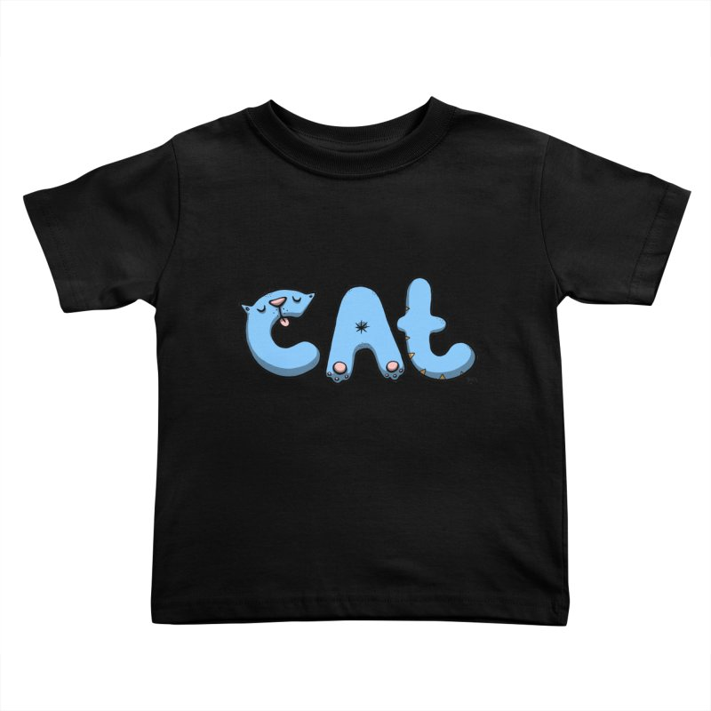 C.A.T. Kids Toddler T-Shirt by Sadi Tekin's Shop