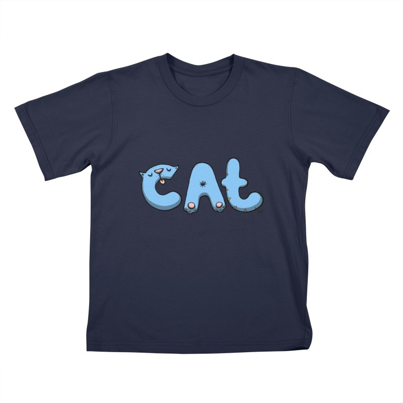C.A.T. Kids T-Shirt by Sadi Tekin's Shop