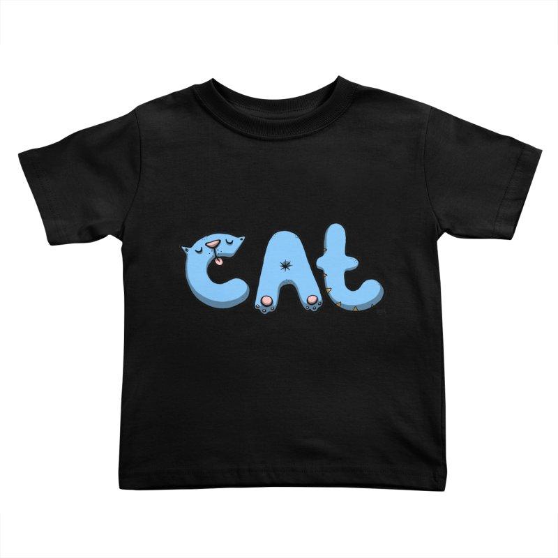 C.A.T. Kids Toddler T-Shirt by Sadi Tekin's Shop