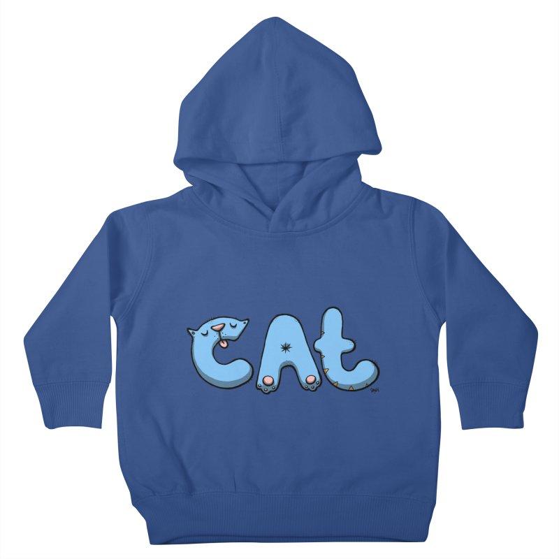 C.A.T. Kids Toddler Pullover Hoody by Sadi Tekin's Shop