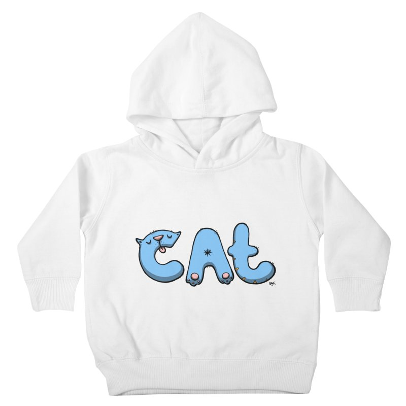 C.A.T. Kids Toddler Pullover Hoody by Sadi Tekin's Shop