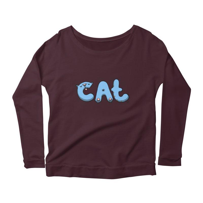 C.A.T. Women's Longsleeve T-Shirt by Sadi Tekin's Shop