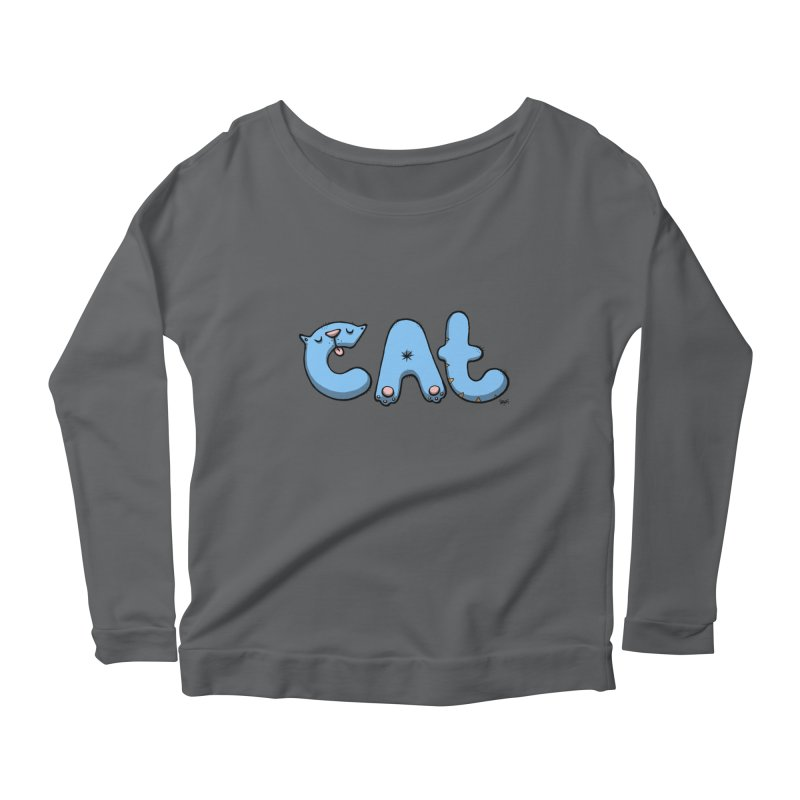 C.A.T. Women's Longsleeve T-Shirt by Sadi Tekin's Shop