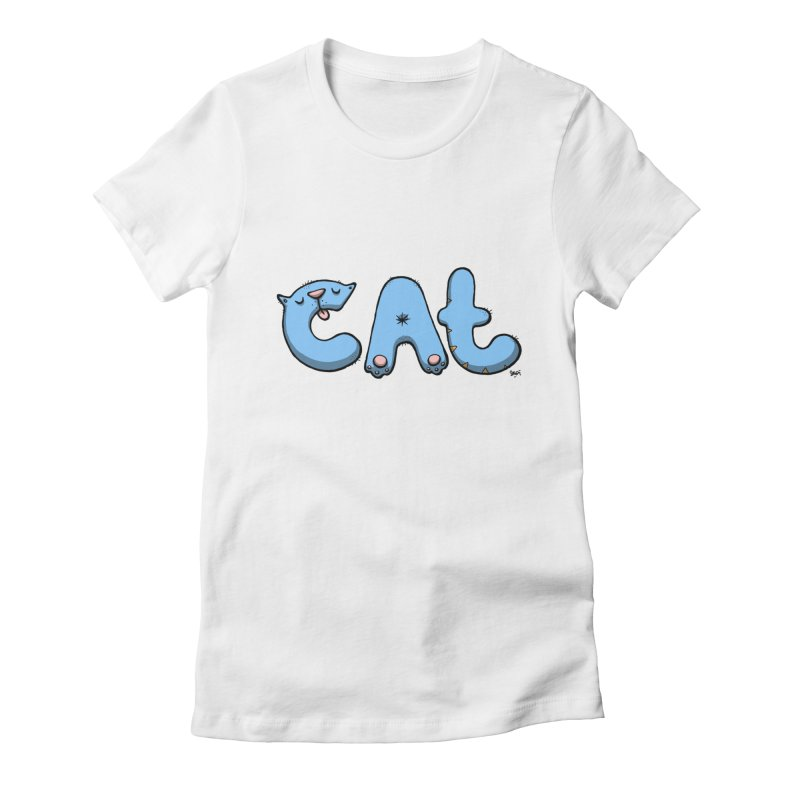 C.A.T. Women's T-Shirt by Sadi Tekin's Shop