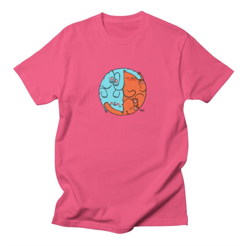 cat'n roll Men's T-Shirt by Sadi Tekin's Shop