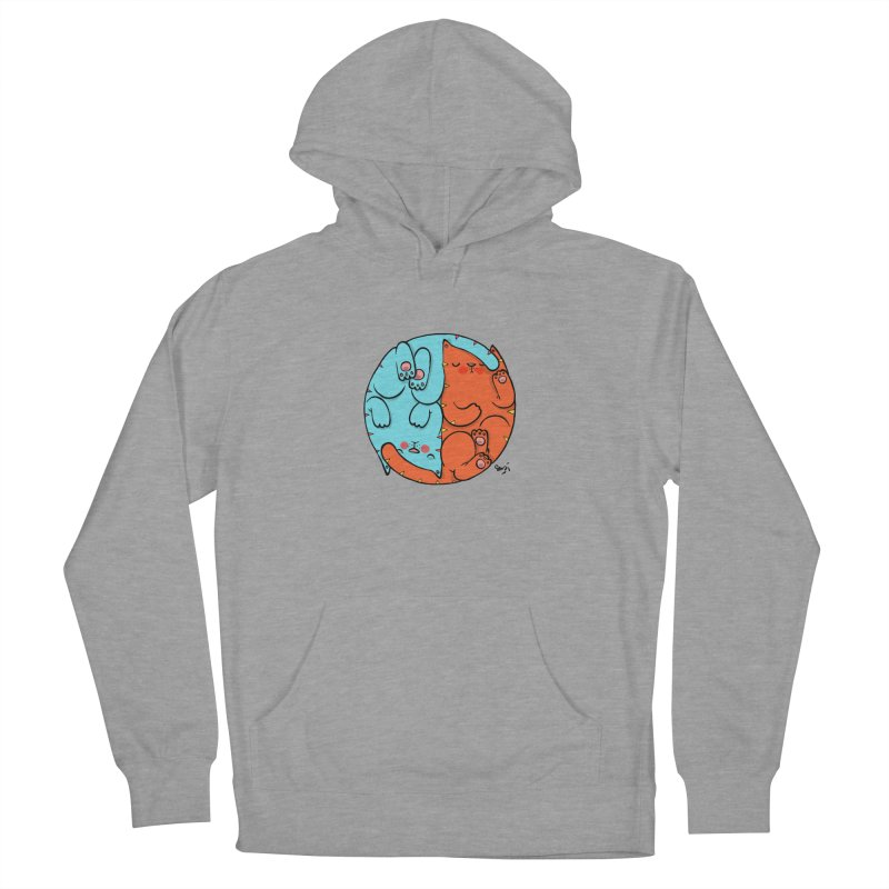 cat'n roll Women's Pullover Hoody by Sadi Tekin's Shop