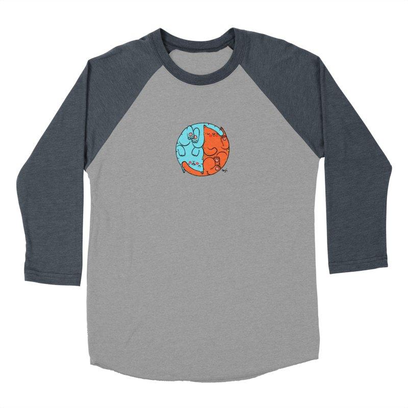 cat'n roll Men's Longsleeve T-Shirt by Sadi Tekin's Shop