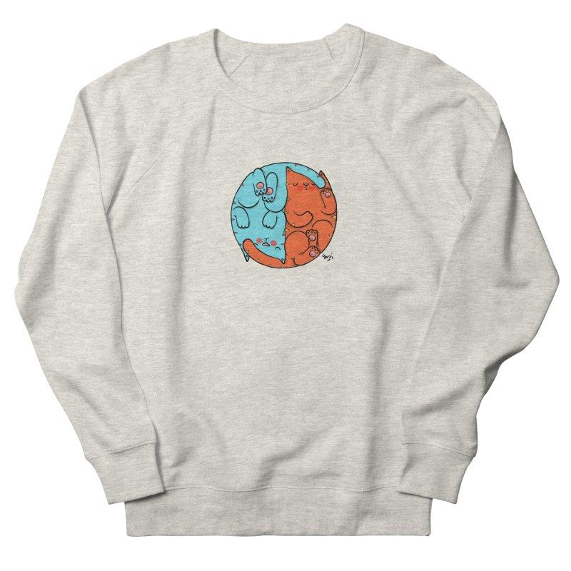 cat'n roll Women's Sweatshirt by Sadi Tekin's Shop