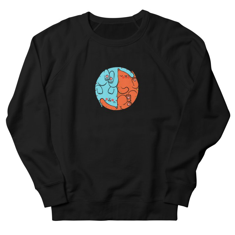 cat'n roll Men's Sweatshirt by Sadi Tekin's Shop