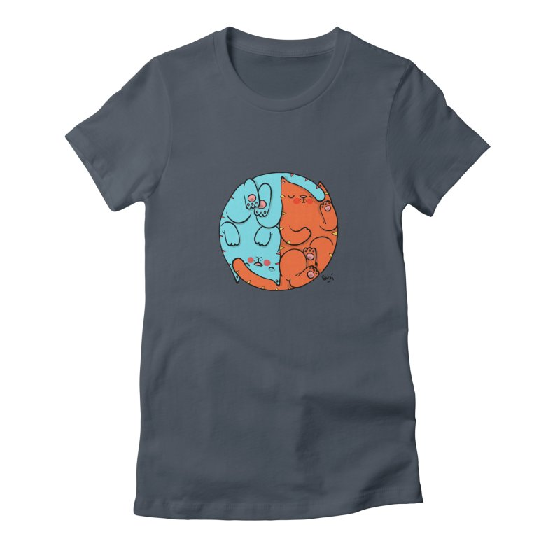 cat'n roll Women's T-Shirt by Sadi Tekin's Shop