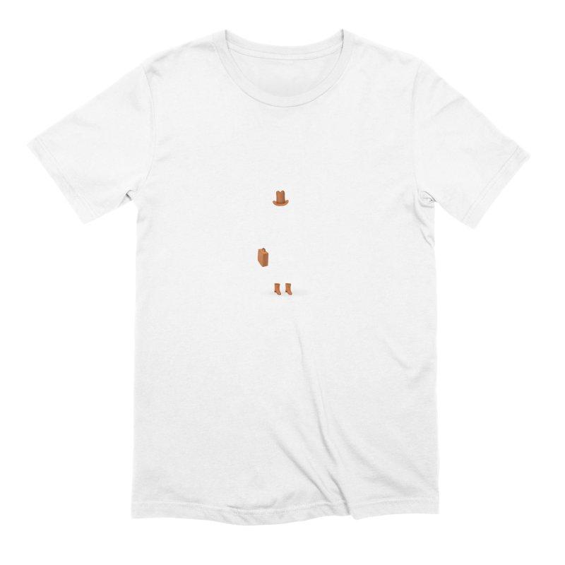 Invisible salesman Men's T-Shirt by Sad Salesman's Shirts