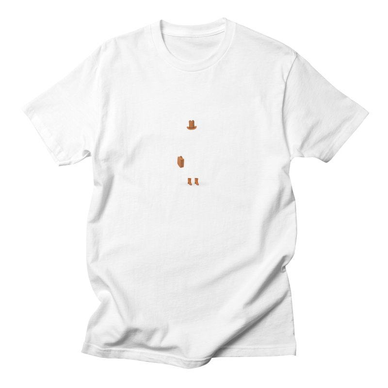 Invisible salesman Women's T-Shirt by Sad Salesman's Shirts