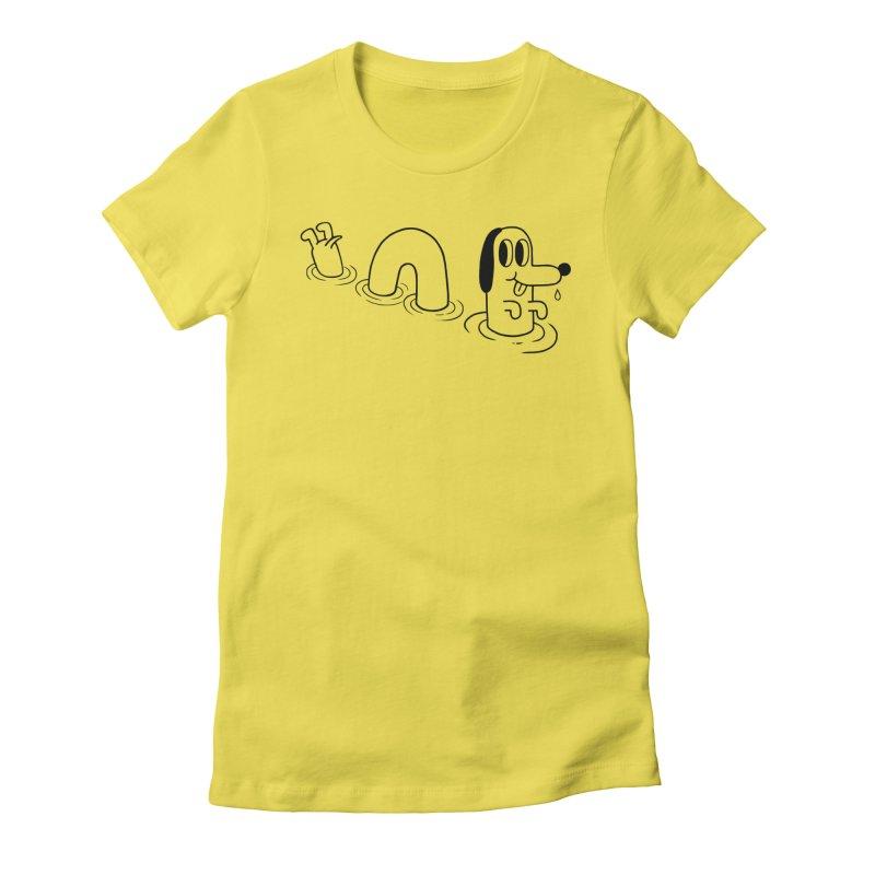 Dogness Women's T-Shirt by Sad Salesman's Shirts