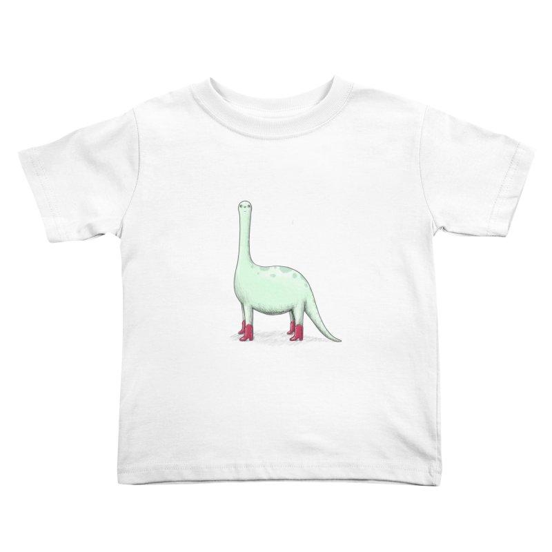 Derposaurus Kids Toddler T-Shirt by Sad Salesman's Shirts