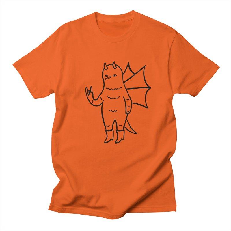 Demon Men's T-Shirt by Sad Salesman's Shirts