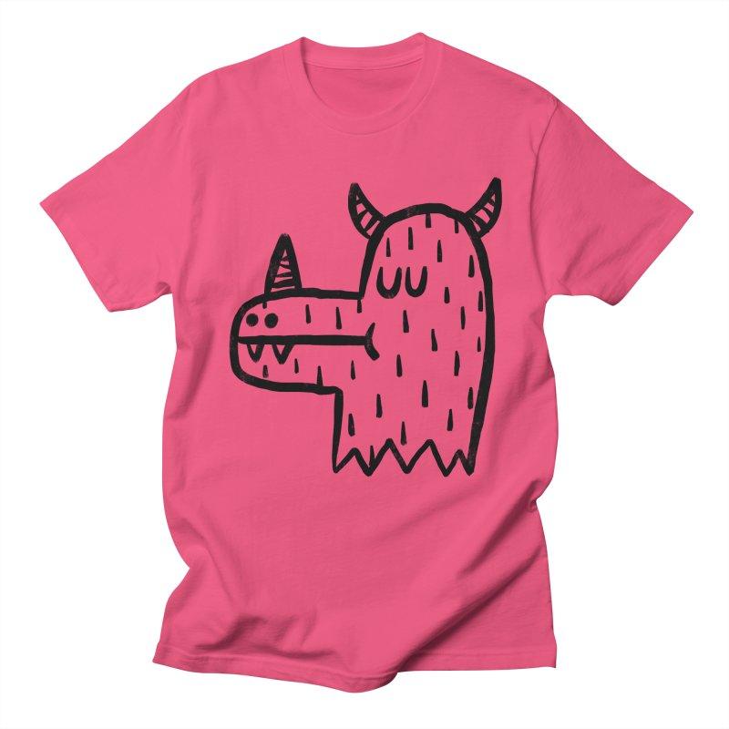 I Kaiju Men's T-Shirt by Sad Salesman's Shirts