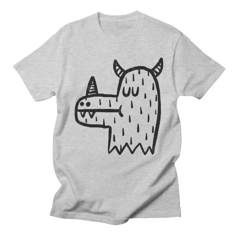 I Kaiju Men's T-Shirt by Sad Salesman's Shirts