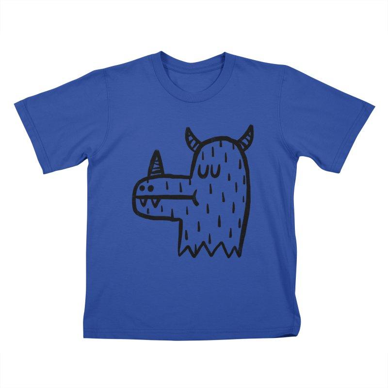 I Kaiju Kids T-Shirt by Sad Salesman's Shirts