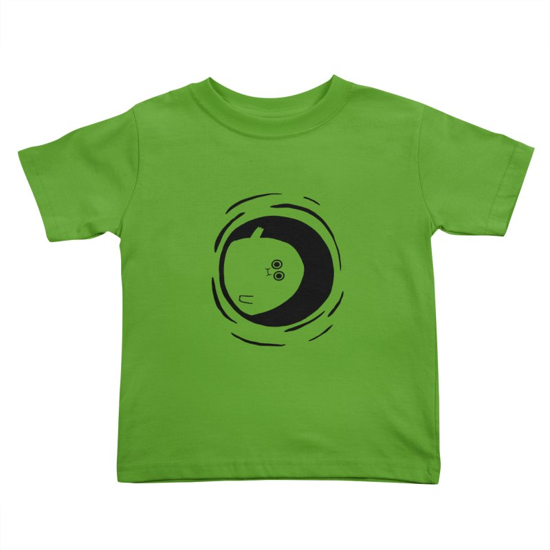 Hi Kids Toddler T-Shirt by Sad Salesman's Shirts