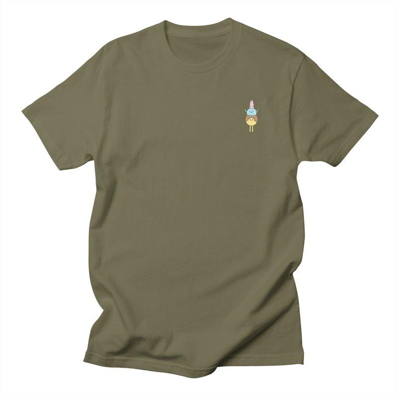 Oracle Men's Regular T-Shirt by Sad Salesman's Shirts