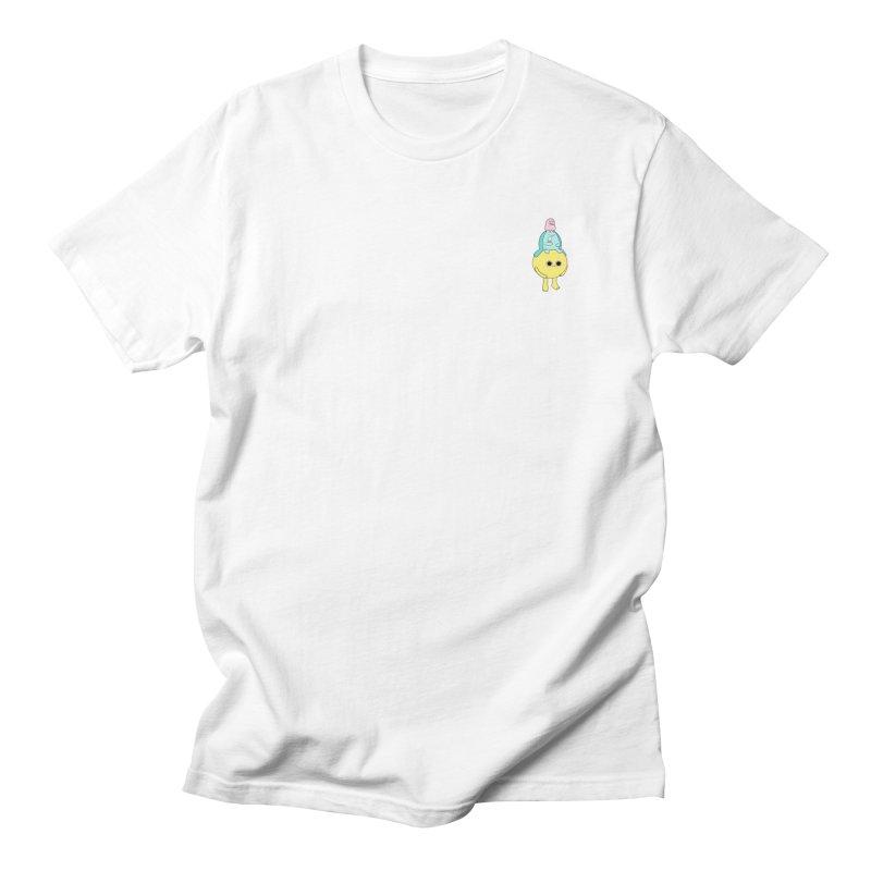 Dessert oracle  Men's Regular T-Shirt by Sad Salesman's Shirts