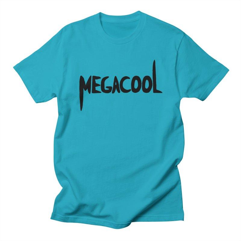 Megacool Men's T-Shirt by Sad Salesman's Shirts