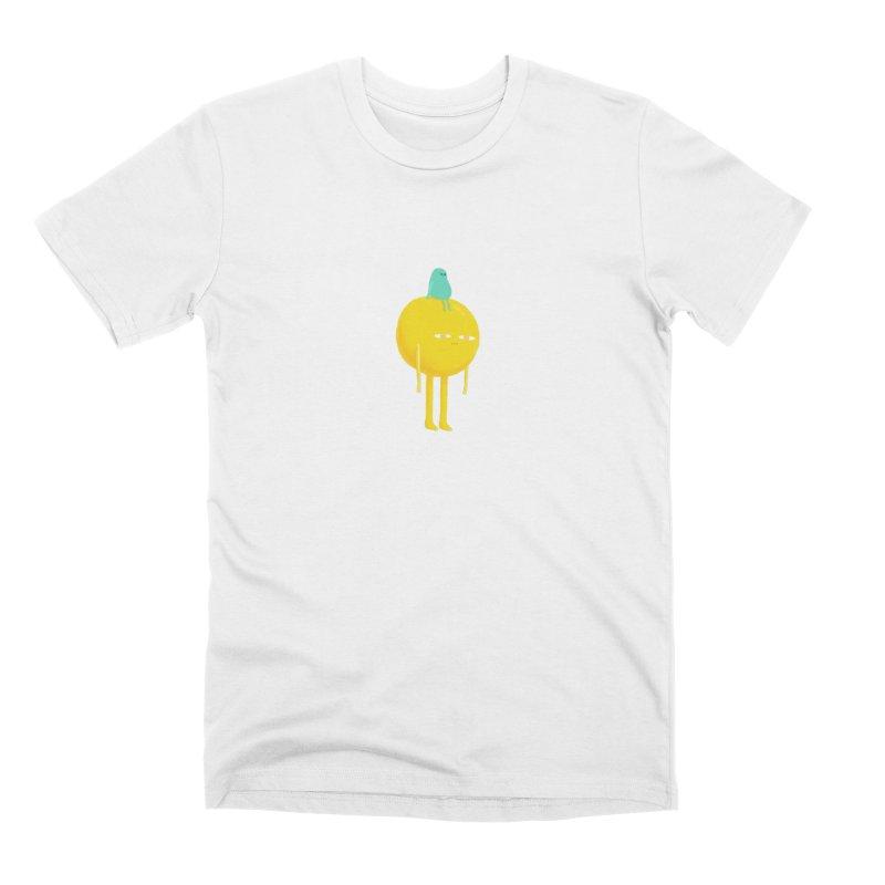 Carrier Men's Premium T-Shirt by Sad Salesman's Shirts