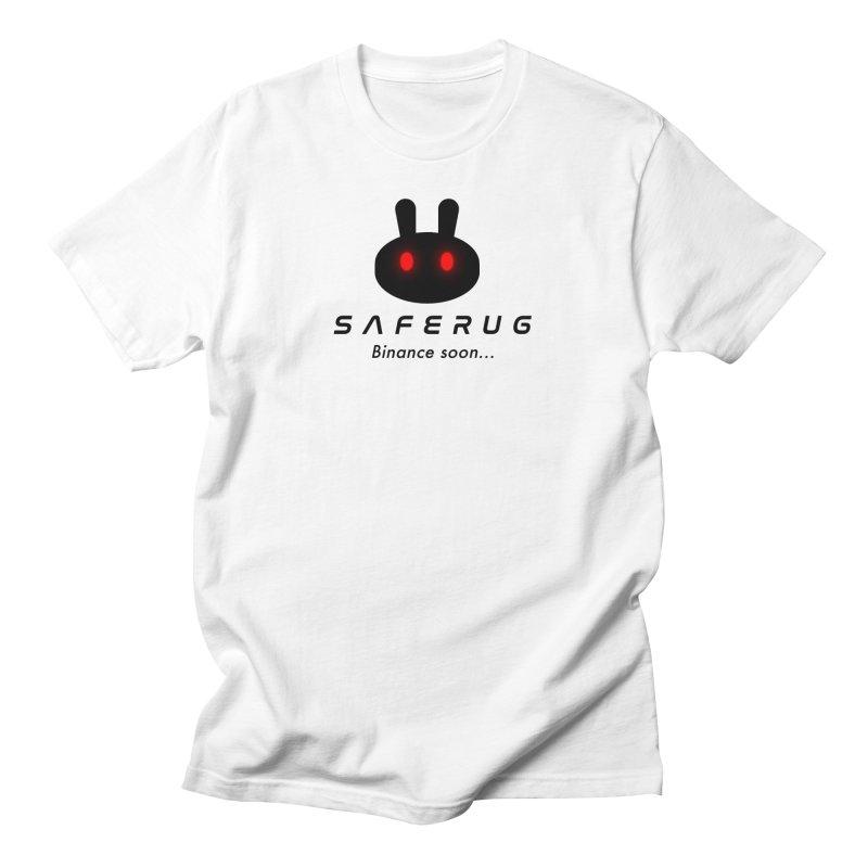 Light Men's T-Shirt by SafeRug Scam Merch