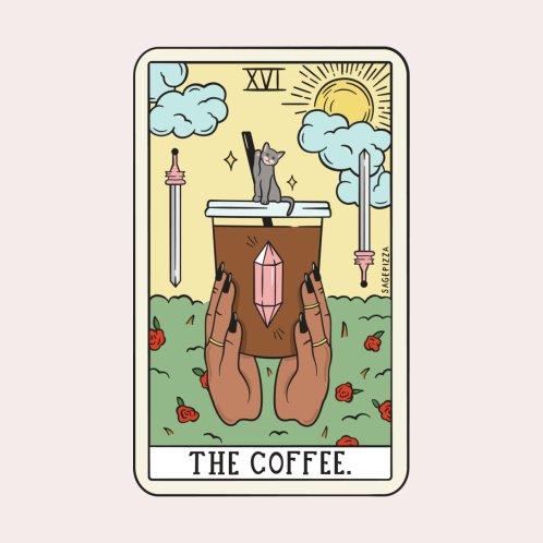 Design for COFFEE READING (DARK)
