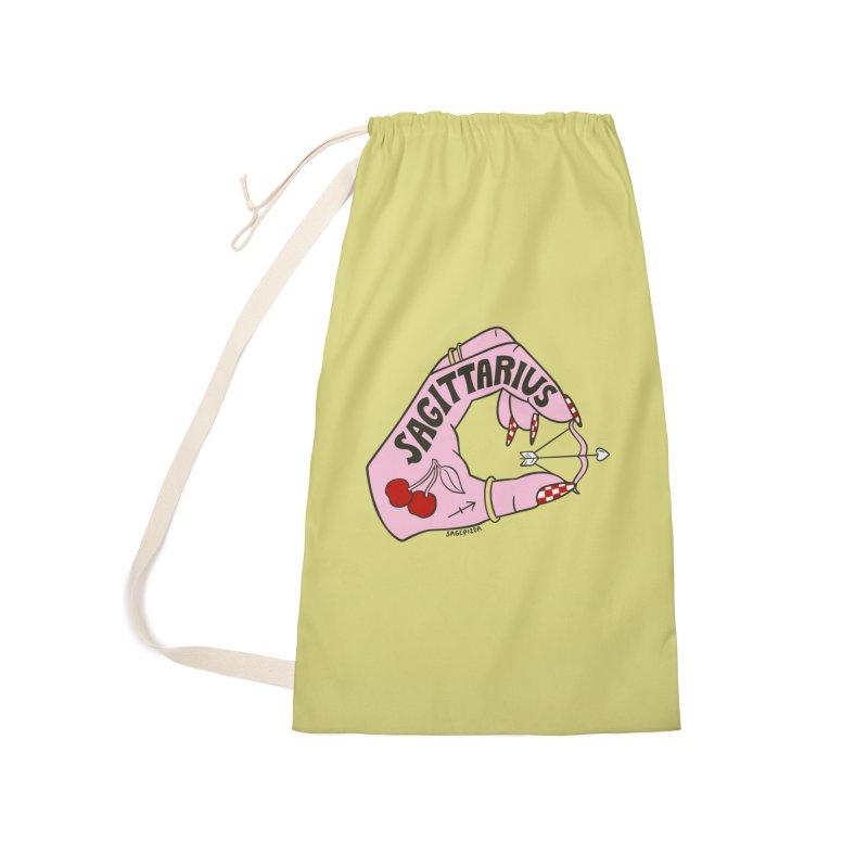 SAGITTARIUS Accessories Bag by Sagepizza