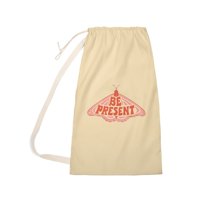 Be Present Accessories Bag by Sagepizza