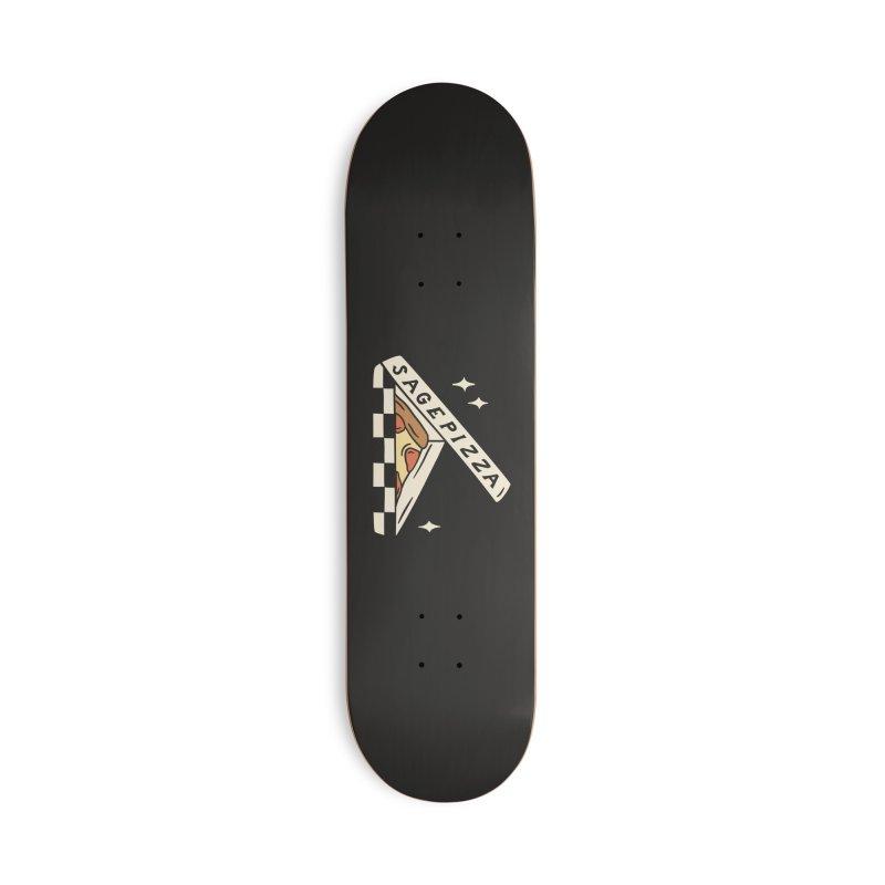 Sagepizza Accessories Skateboard by Sagepizza