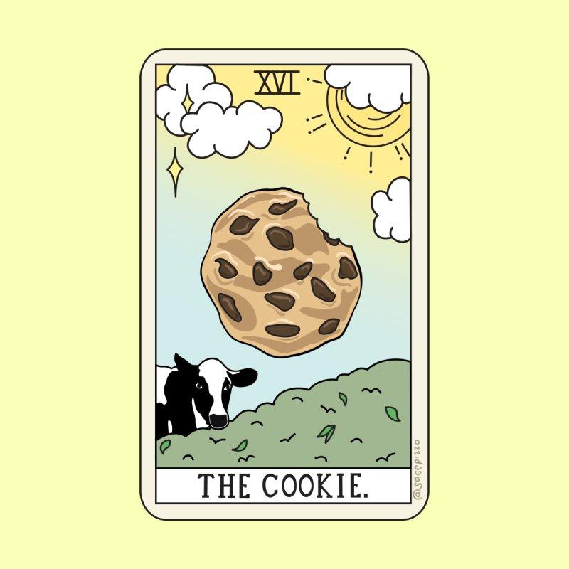 COOKIE READING Kids Toddler Zip-Up Hoody by Sagepizza