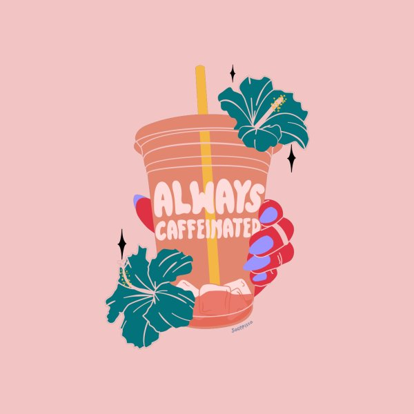 image for ALWAYS CAFFEINATED