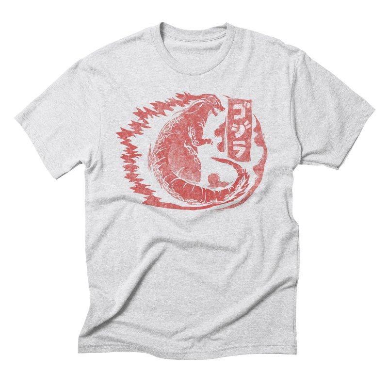 Gojira Men's T-Shirt by saimen's Artist Shop