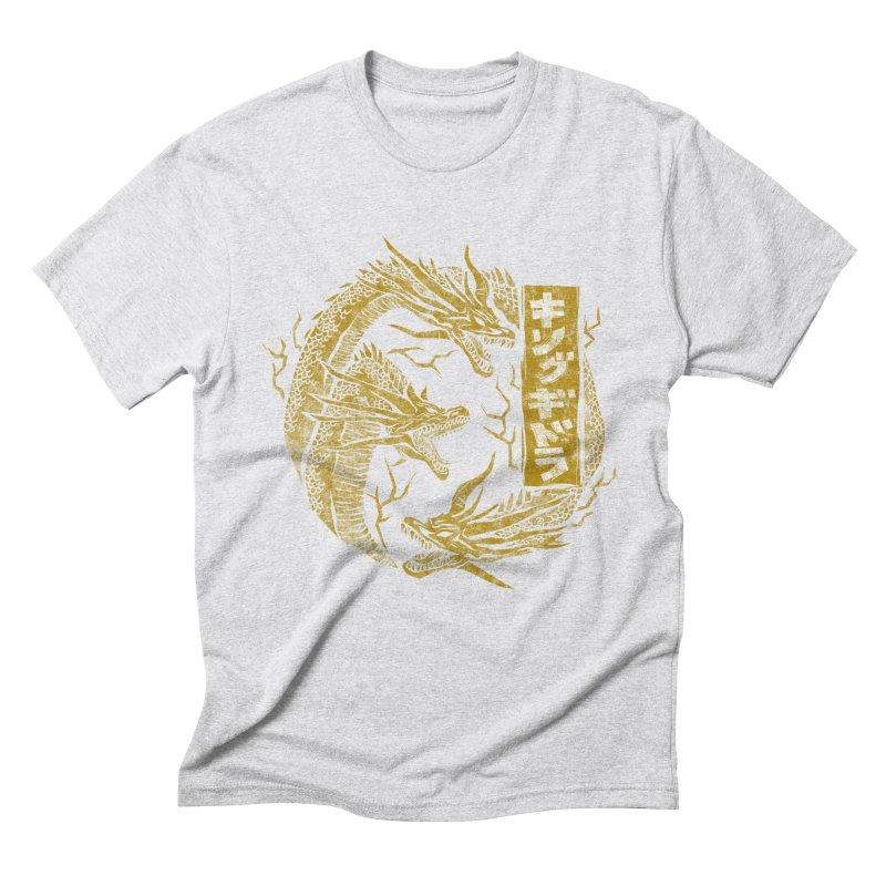 Kingu Ghidora Men's T-Shirt by saimen's Artist Shop