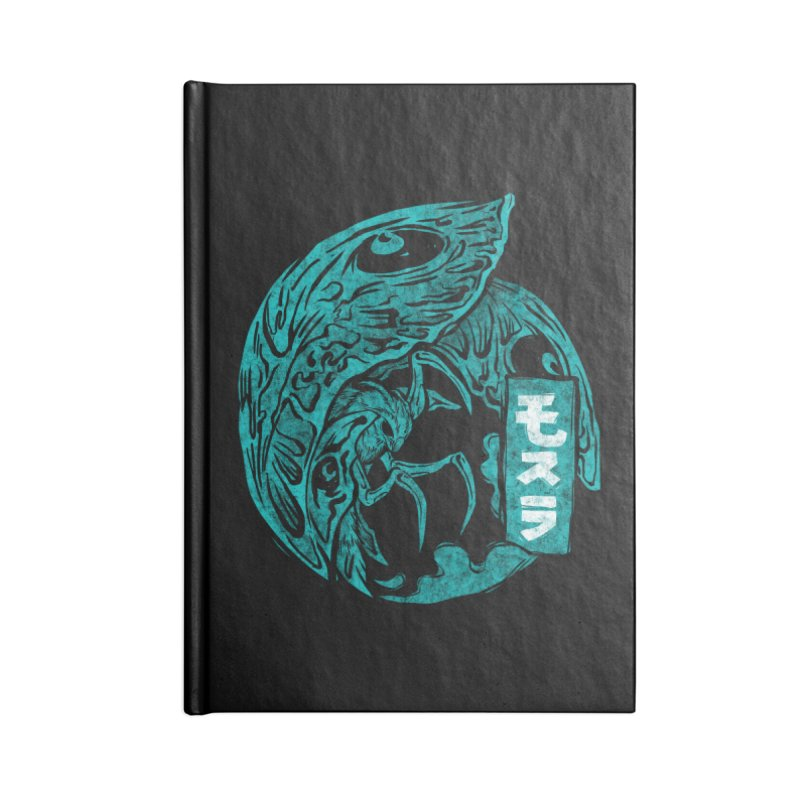 Mosura Accessories Blank Journal Notebook by saimen's Artist Shop
