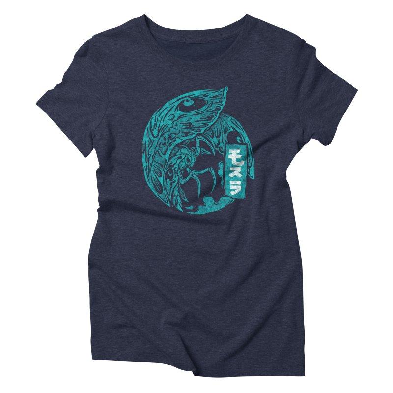 Mosura Women's Triblend T-Shirt by saimen's Artist Shop