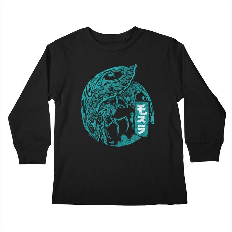 Mosura Kids Longsleeve T-Shirt by saimen's Artist Shop