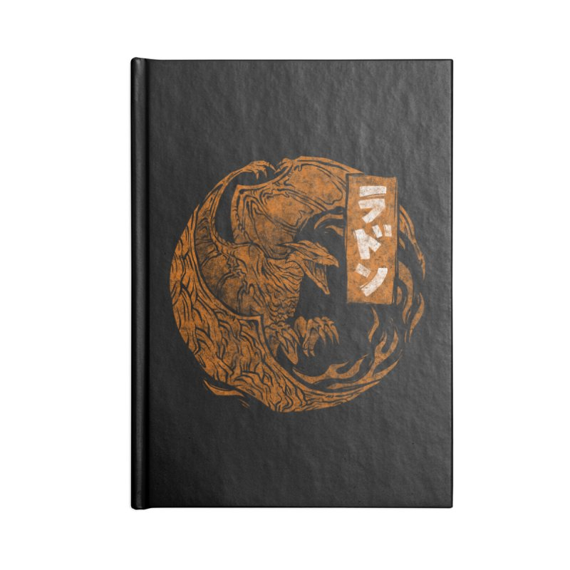 Radon Accessories Blank Journal Notebook by saimen's Artist Shop