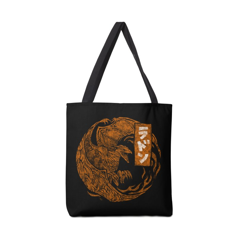 Radon Accessories Tote Bag Bag by saimen's Artist Shop