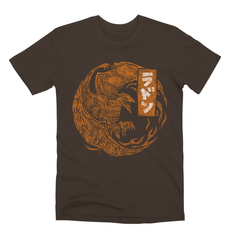Radon Men's Premium T-Shirt by saimen's Artist Shop