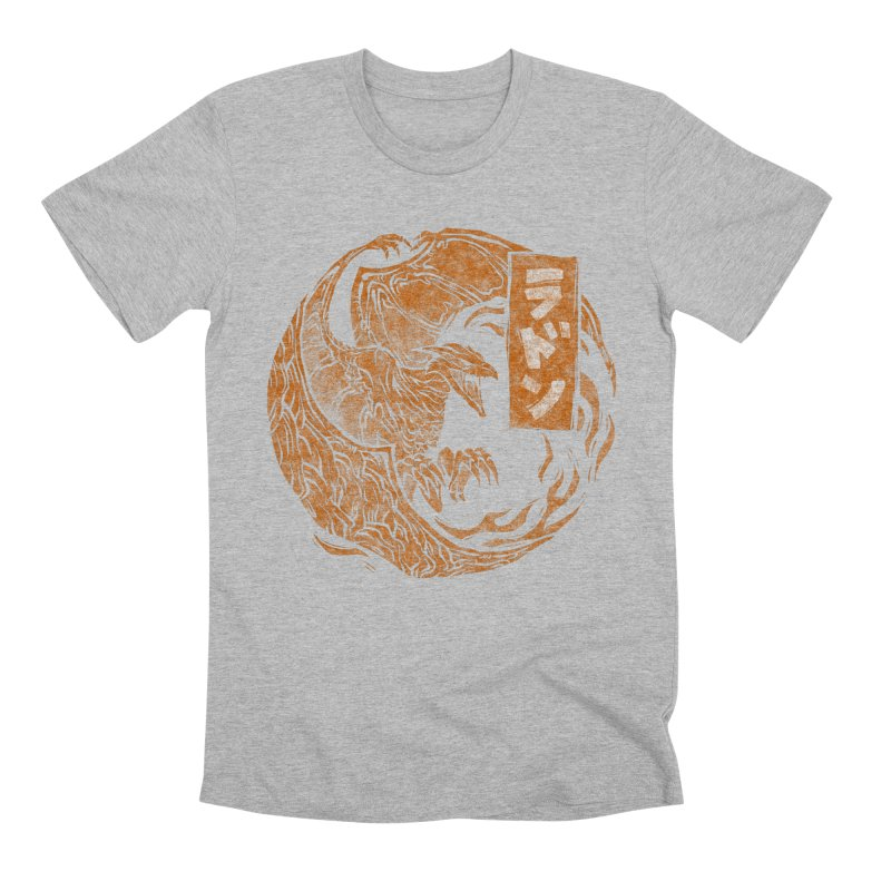 Radon Men's Premium T-Shirt by saimen's Artist Shop