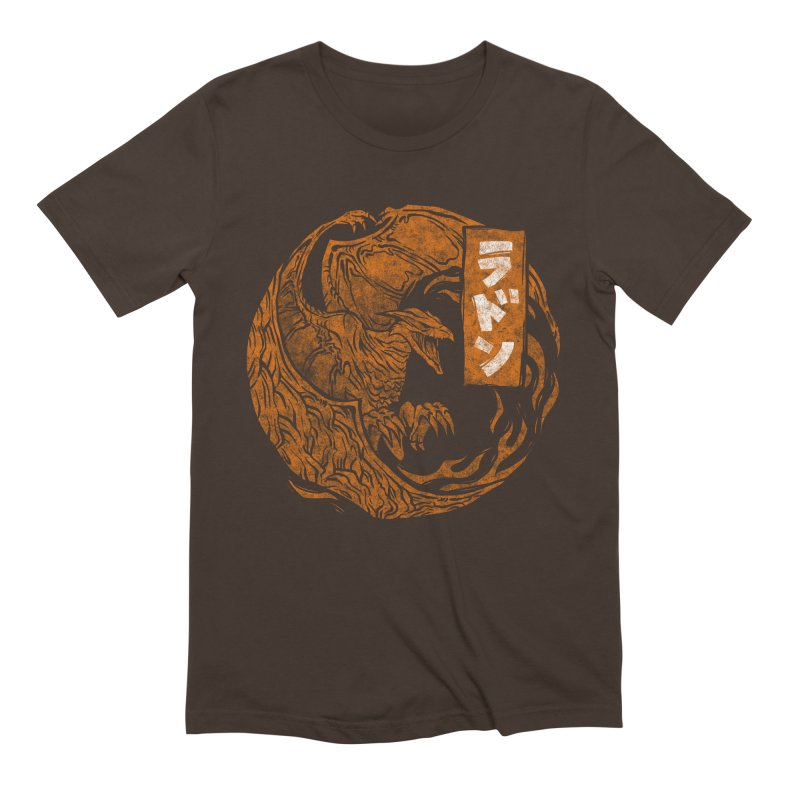 Radon Men's Extra Soft T-Shirt by saimen's Artist Shop