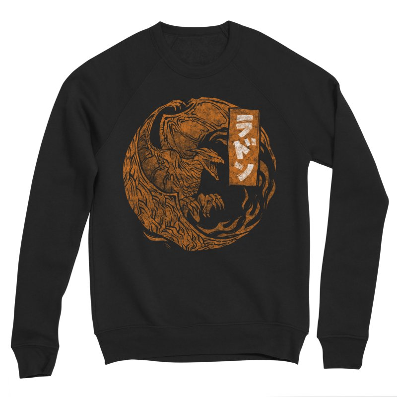 Radon Men's Sponge Fleece Sweatshirt by saimen's Artist Shop